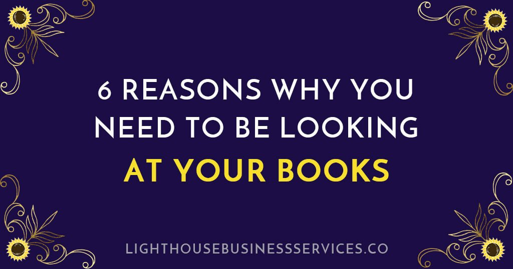 Look At Your Books